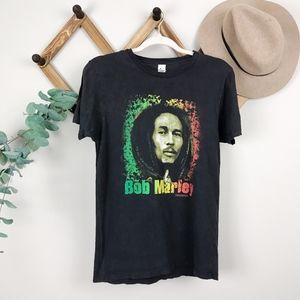Tops - Bob Marley Band Tee